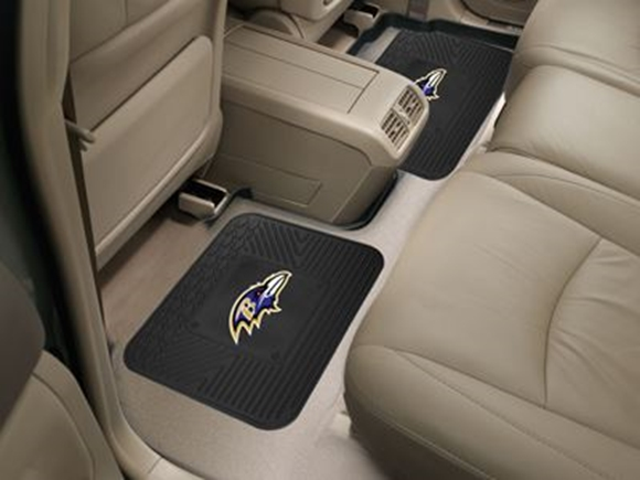 """Picture of NFL - Baltimore Ravens 2-pc Utility Mat 14""""x17"""""""