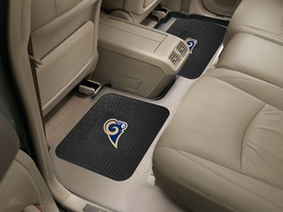 """Picture of NFL - Los Angeles Rams 2-pc Utility Mat 14""""x17"""""""
