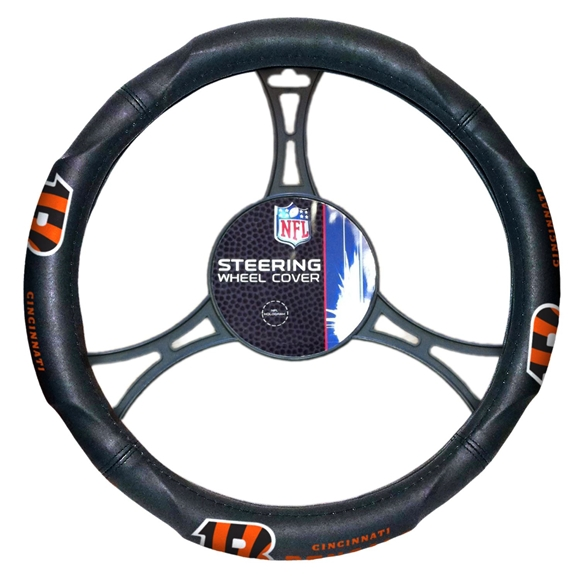 Picture of Bengals  Steering Wheel Cover