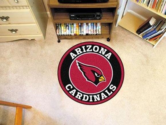 "Picture of NFL - Arizona Cardinals Roundel Mat 27"" diameter"