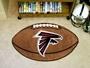"Picture of NFL - Atlanta Falcons Football Rug 20.5""x32.5"""
