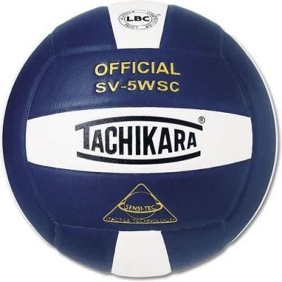 Picture of Sensi-Tec ® Composite SV-5WSC Volleyball-Navy/White