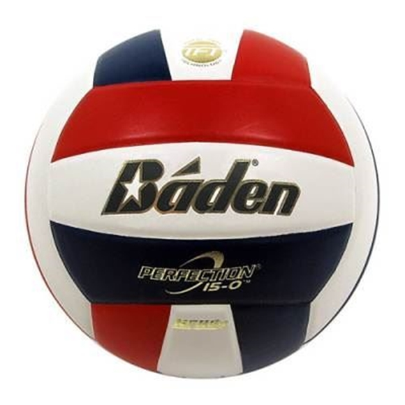 Picture of Baden Perfection® Volleyball-Red/White/Blue