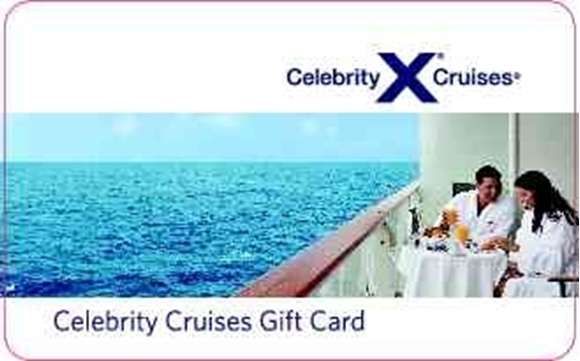 Picture of Celebrity Cruises Gift Card